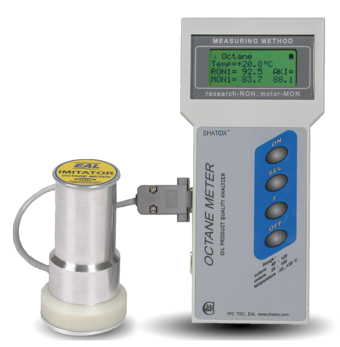 SX-200 portable octane analyzer