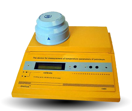 Oil Product Low-temperature Characteristics Meter - OPLCM